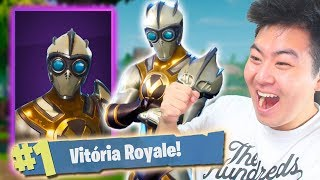 I BOUGHT THE NEW EPIC SKIN ADVENTURE AND I KILLED A LOT! -Fortnite Battle Royale