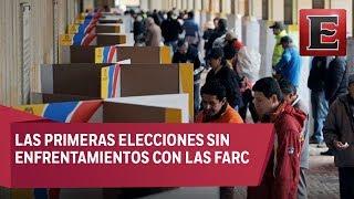 ¿Cómo van las elecciones presidenciales 2018 en Colombia?