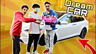 15 YEAR OLD SURPRISED WITH DREAM CAR THEN THIS HAPPENED... (PRANK)
