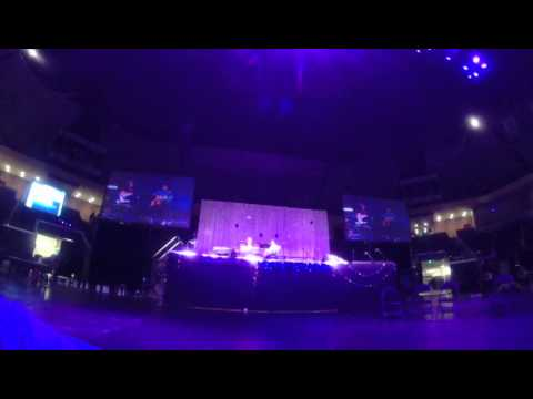 Graci Phillips and Cameron Gilliam performing at Lipscomb's Relay For Life 2014 (full version)