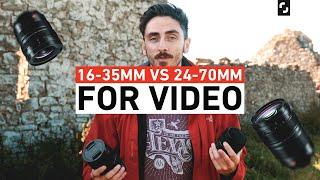16-35mm vs 24-70mm – Which Len…