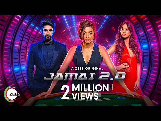 Jamai 2.0 | Trailer | Ravi Dubey,Nia Sharma,Achint Kaur | A ZEE5 Original | 2019 | Streaming On ZEE5