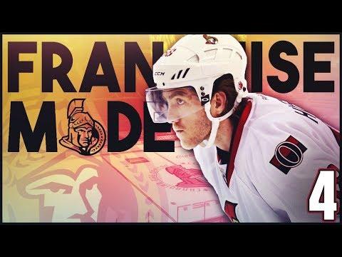 """NHL 18 - Ottawa Senators Franchise Mode #4 """"Hypocrite"""""""