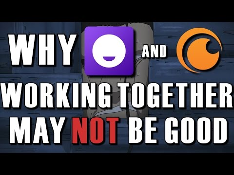Why Funimation and Crunchyroll Working Together May Not be Good