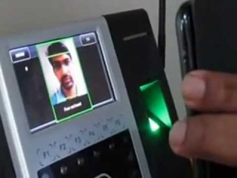 Foolproof face recognition system for Attendance marking and access control
