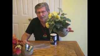 How To Clean & Shine Silk Flower Arangements