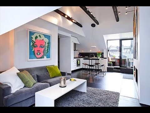 Perfect Layout Inspired by Lovely 54 Sqm Apartment in Stockholm | HD