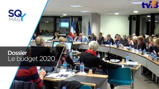 SQY Mag : le budget 2020