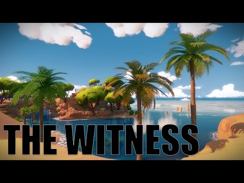 The Witness - Dewey's Lets Play Adventure - OutTakes Part 1