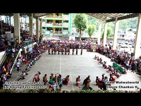 Bontoc Foundation Day and Am among Festival 2017 Upland Cluster