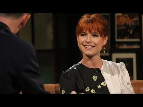 Jessie Buckley mortifying her sisters! | The Late Late Show | RTÉ One
