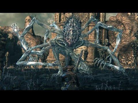 Bloodborne: Amygdala Boss Fight (1080p)