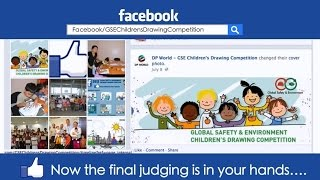 GSE Drawing Competition… You be the judge!