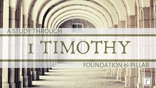 1 Timothy 3:8-13 (Part 1)