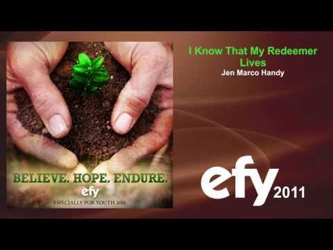 My redeemer lives - music playlist