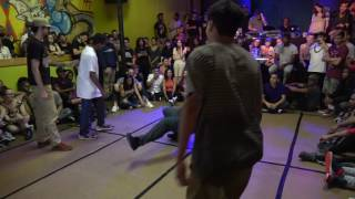Shamrock Bboy/Bgirl Battle - 9/4/2016 - Quarterfinal 3