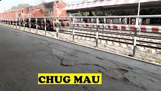 NGC WDG3A Freight Honks Chugs Mau