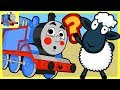 Mary Had a Little Lamb and Thomas The Train Toys