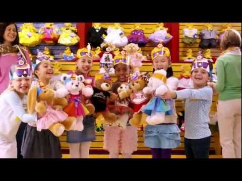 Party at Build-A-Bear Workshop