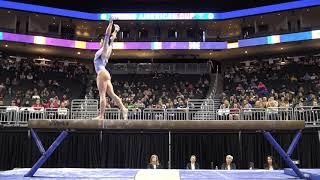 Kayla Di Cello (USA) - Balance Beam - 2020 American Cup