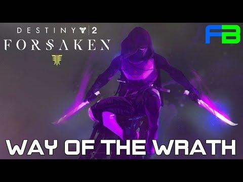 Visions Of Light: Unlocking New Super For Nightstalker - Forsaken: - Destiny 2 Expansion Gameplay
