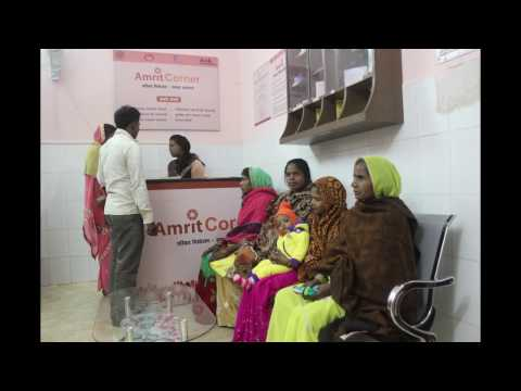 Amrit Corner - An Innovative Approach to Family Planning