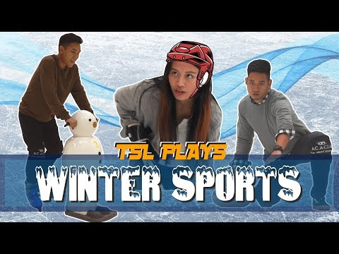 TSL Plays: WINTER SPORTS