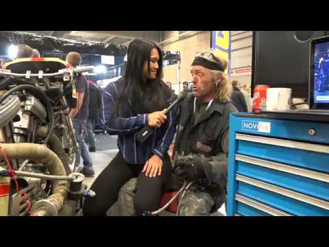 Jesse Bohn Alias Jesse James about dragracing