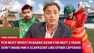 A New Era of Captaincy for Babar Azam | Babar Must Evolve More | PAKvsZW 2020 | Shoaib Akhtar | SP1N