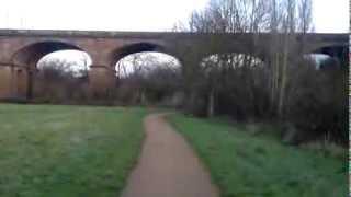 26/12/2012.hanwell train bridge