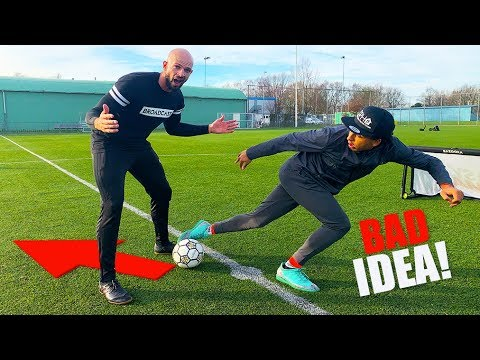 I Challenged The WORLD CHAMPION To A PANNA Match...