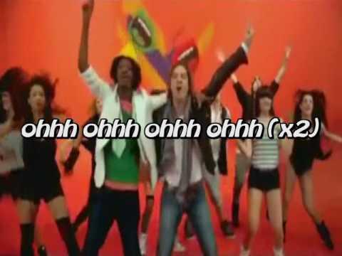 Karaoke / Instrumental - K'naan ft. David Bisbal - Wavin' Flag + Lyrics