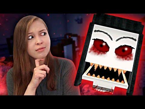 """КВАДРАТНАЯ КРЕЙСИ В МАЙНКРАФТ! [Прохождение карты """"Eyes - Horror Game"""" в Minecraft]"""