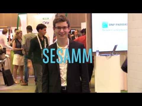 VivaTech - SESAMm, prédire les marchés financiers