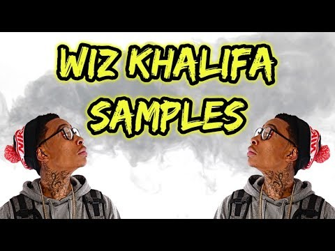 Hottest Wiz Khalifa Samples of All Time