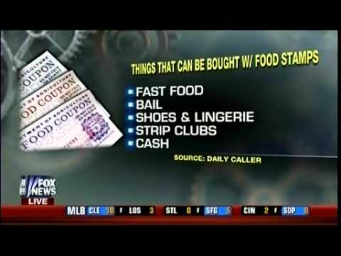 fast food rpt kfc taco bell accept ebt cards food stamp fox friends youtube
