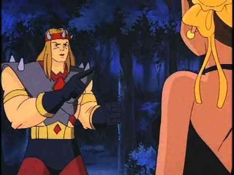 Street Fighter TV Show - Series 2 - 22 The Warrior King