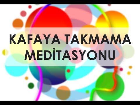 KAFAYA TAKMAMA MEDİTASYONU (Erdem Taşkınsu Meditasyonları)