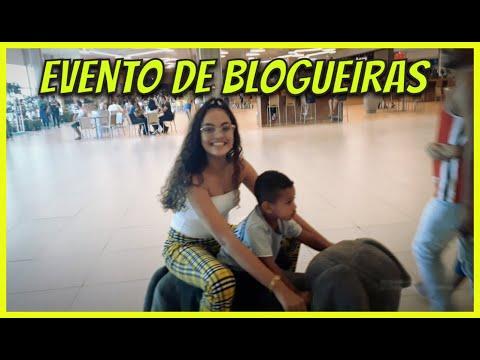 #VLOG- Evento De Blogueiras Camará Shopping