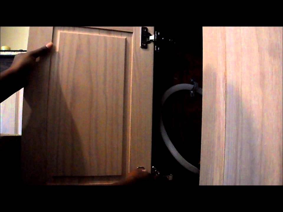 How To Make Kitchen Cabinet Doors Yourself