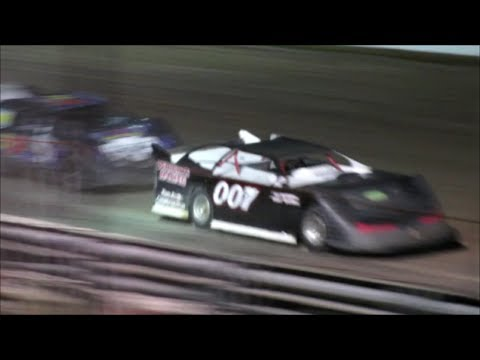 Racing - Heat #1   TQ Late Models At North Florida Speedway 10-19-13