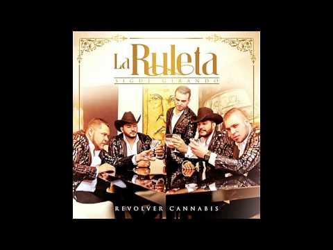 Revolver Cannabis - La Ruleta sigue girando CD Completo 2017