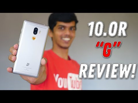 10.or G (4GB) Review Videos