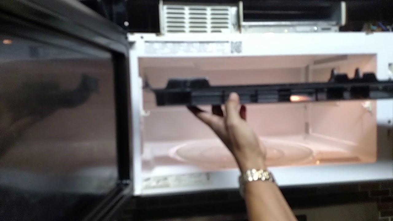 Samsung Model Smh18165 Microwave Repair