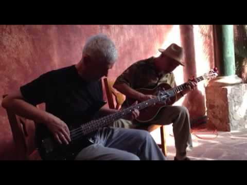 Hunky Tunky Blues, Carlos Funk With David Battiscombe