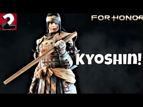 For Honor- Kyoshin Clutch Moments!! |