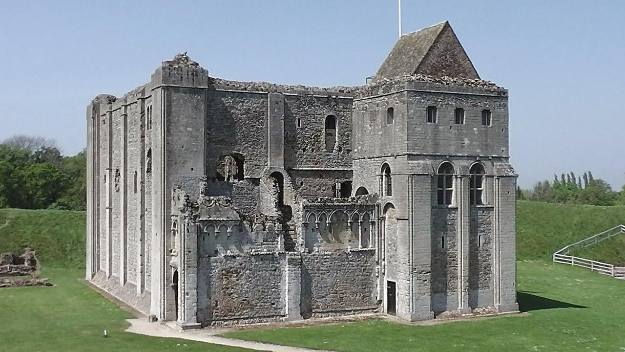 Castle Rising In Norfolk Youtube