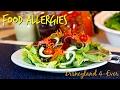 Dealing with Food Allergies at Disneyland