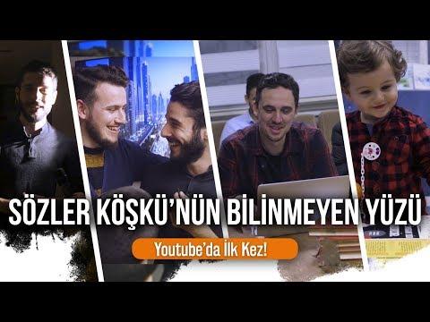 Sözler Köşkü'nün BİLİNMEYEN Yüzü - Youtube'da İlk Kez