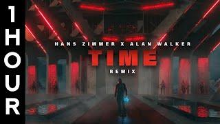 Hans Zimmer & Alan Walker – Time (Official Remix) [1 HOUR LOOP]